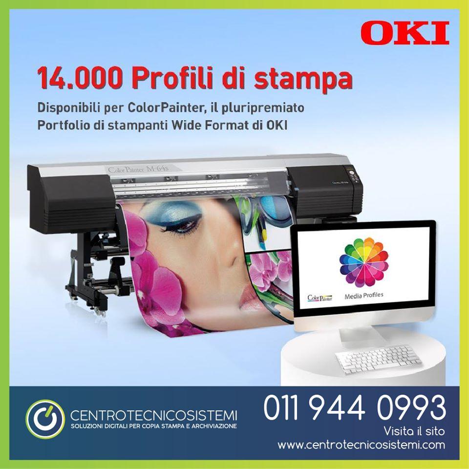 OKI ColorPainter