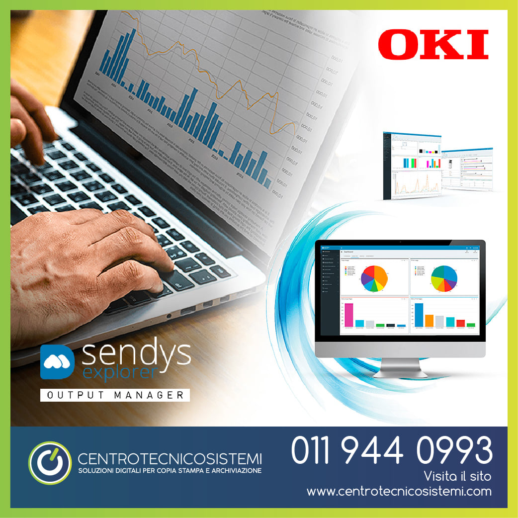 SENDYS Explorer by OKI