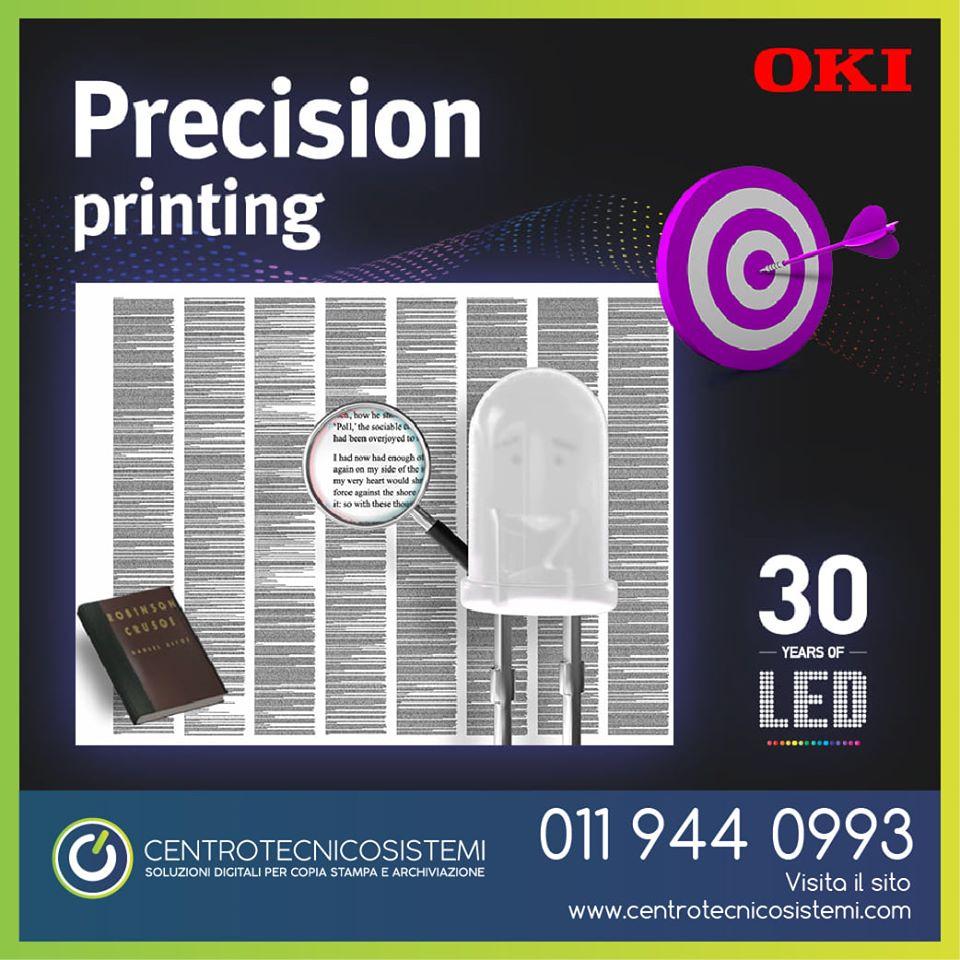 Stampanti LED di OKI Europe