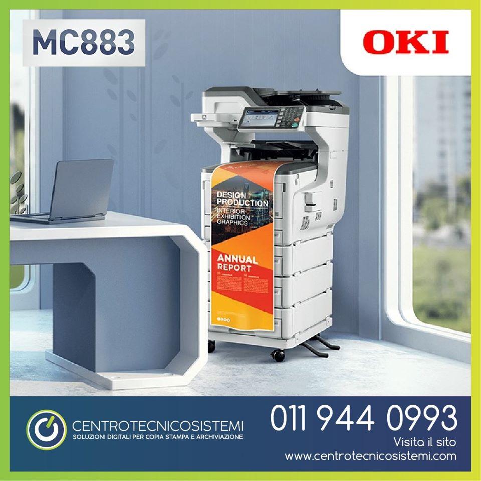 Scopri MC883 di OKIEurope