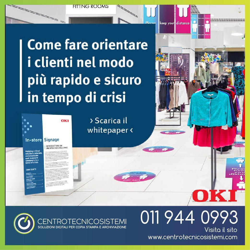 I vantaggi del whitepaper di OKI Europe